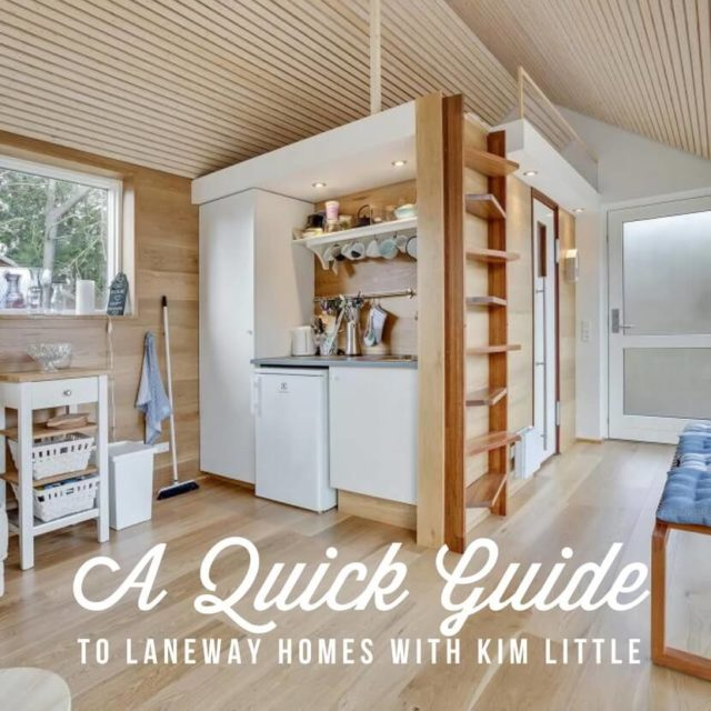 A Quick Guide to Laneway Homes