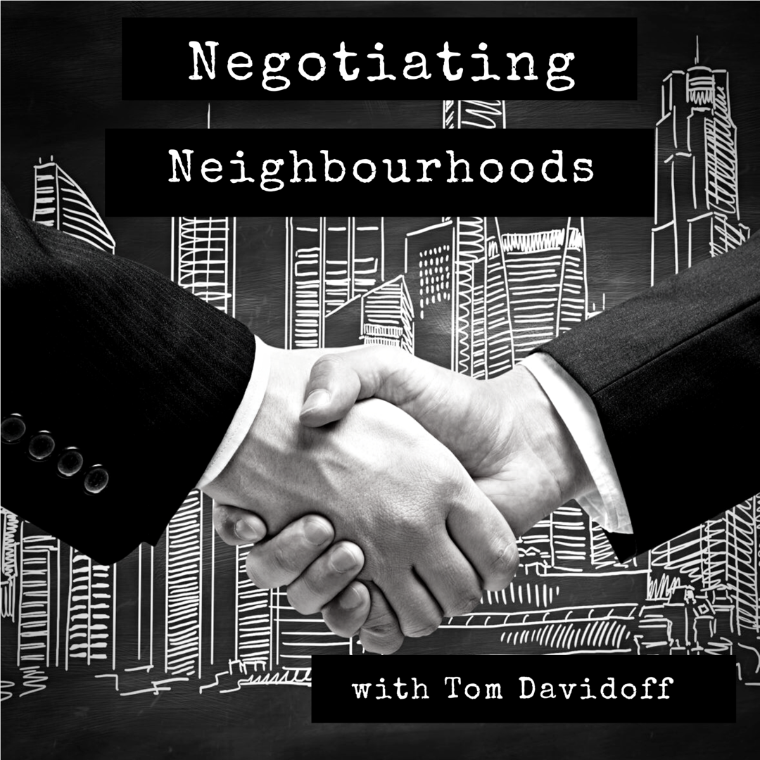 Negotiating neighbourhoods