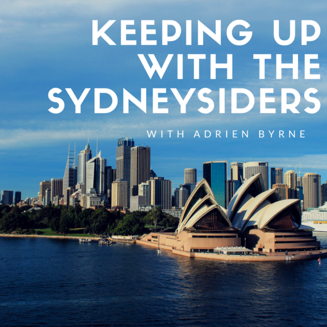 Sydneysiders with Adrien Byrne