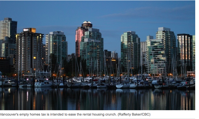 With Deadline Looming, 11% Of Vancouver Residents Yet To File Empty Home Tax Declaration