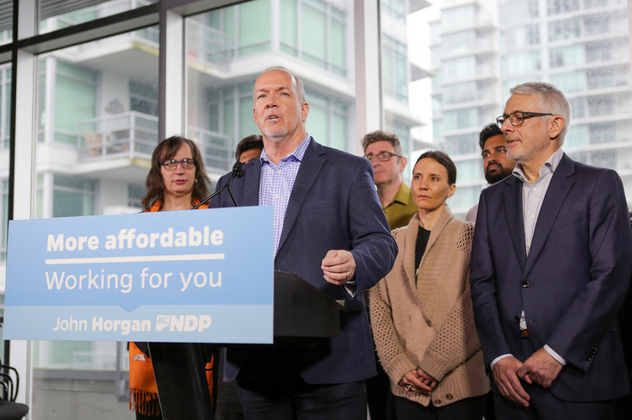 BC NDP Budget 2018-2019 And The Impact On The Vancouver Real Estate Market