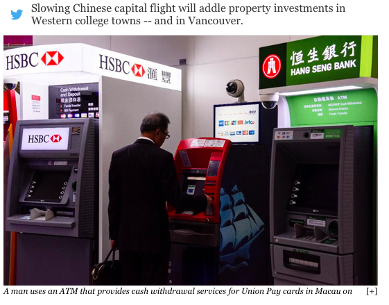 China's Bid To Bring Cash Back Home Will Impact These 3 Places