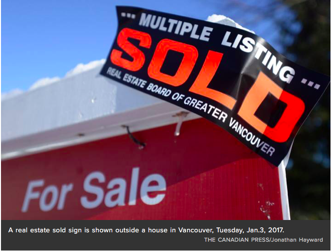 Home Sales Dip In January, But Up Year-over-year: B.C. Real Estate Association