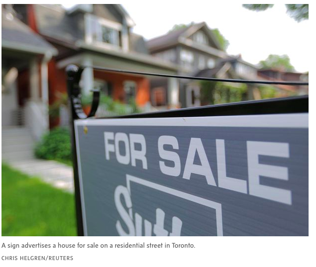 Home Sales Fall Nearly 17% In February From A Year Ago: CREA