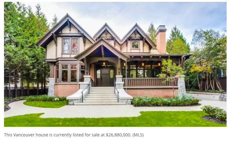 Vancouver Top Global Luxury Real Estate Market