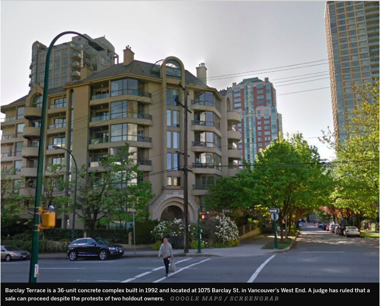 Vancouver-west-end-condo-can-be-sold-off-despite-owners-protests