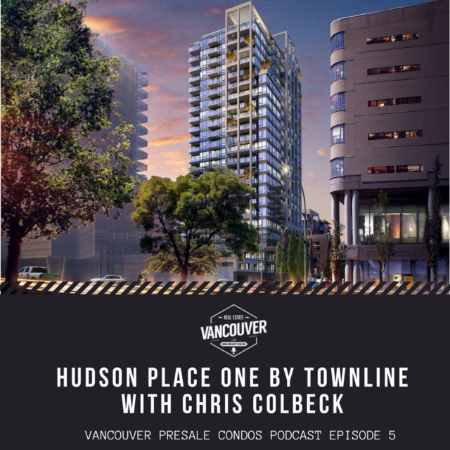 Hudson Place One by Townline