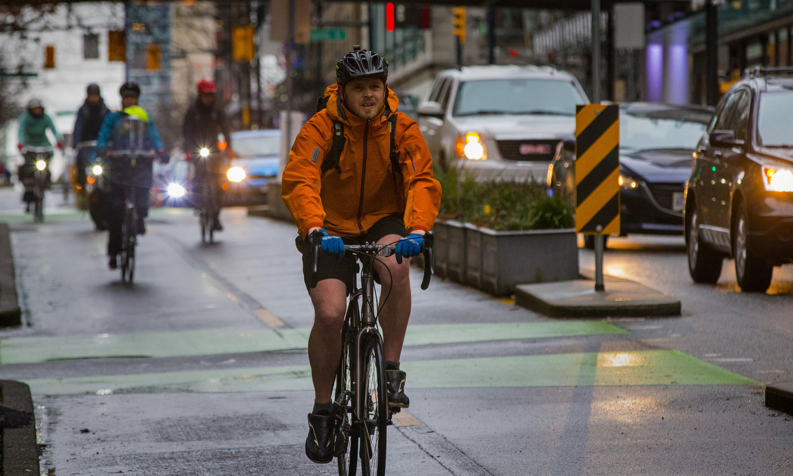 As Seattle Struggles With Bike Lanes, Vancouver, B.C., Has Won The Battle