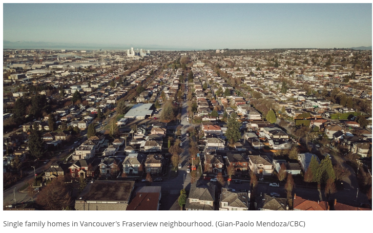 Slowdown In Vancouver Real Estate