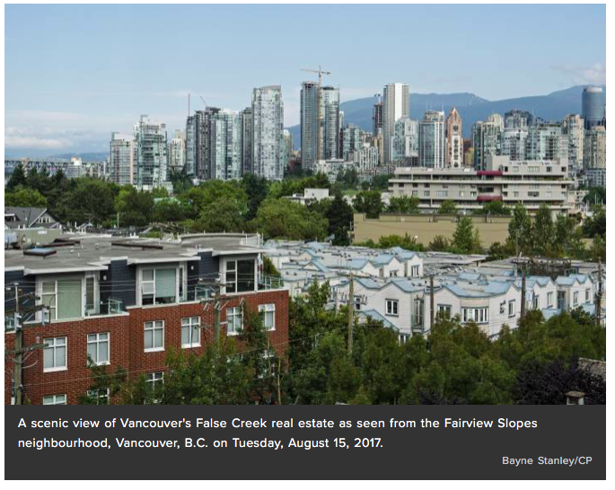 Vancouver And Victoria Incomes Are Going Up. Just Not As Fast As Home Prices: Data