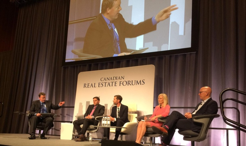 Speaking At The Vancouver Real Estate Forum