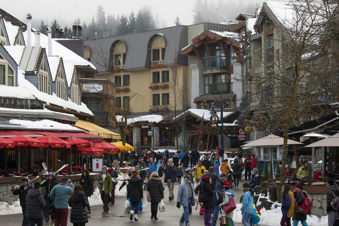 Whistler Tops Vancouver As Canada's Craziest Real Estate Market