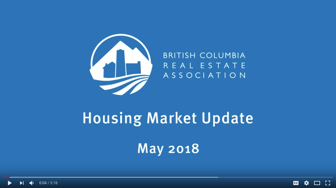 BCREA Chief Economist Cameron Muir Discusses The April Statistics.