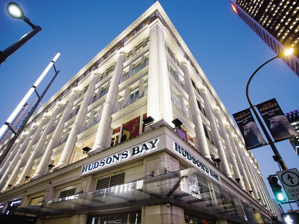 Hudson's Bay, RioCan Agree To Sell Flagship Vancouver Store For Around $675 Million: Source