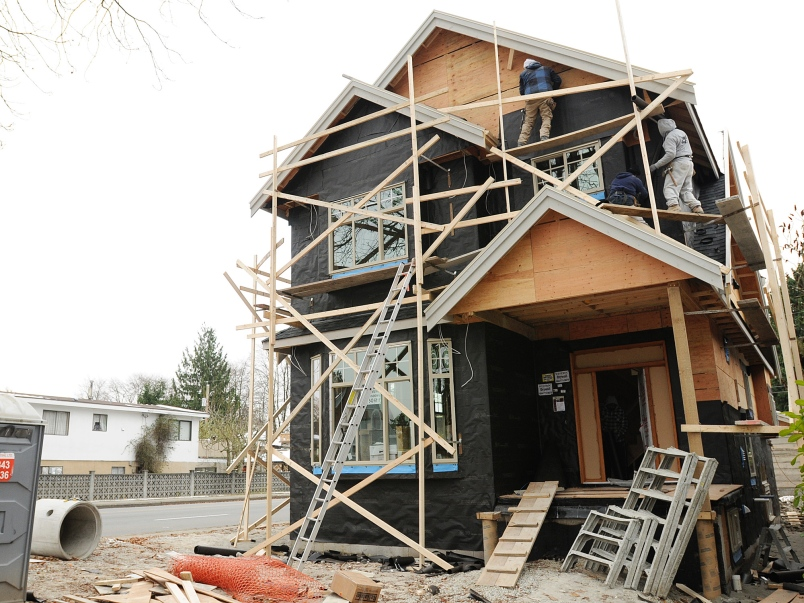Vancouver Fast Tracks New Home Building Permits