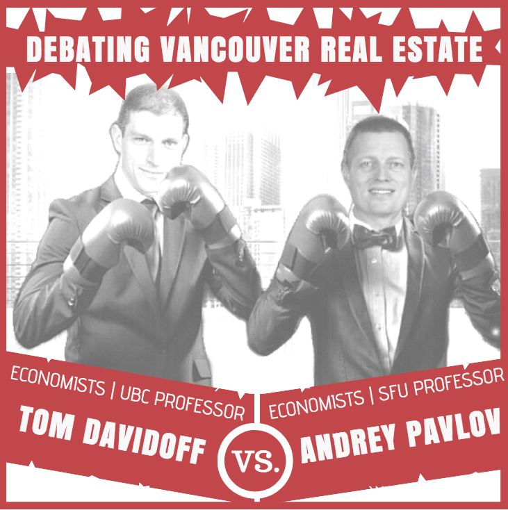 Debating Vancouver Real Estate with Economists Tom Davidoff & Andrey Pavlov