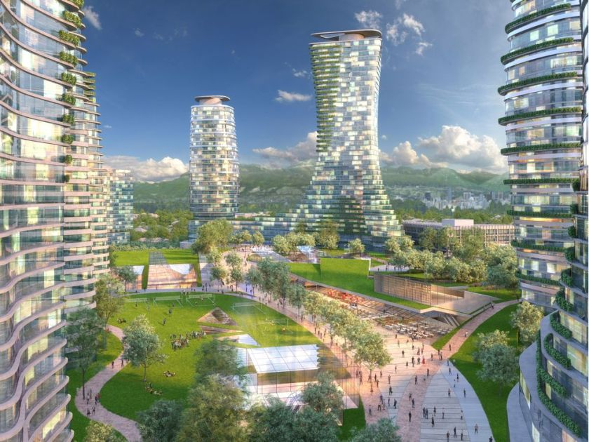 Vancouver Proposes $2.6 Billion Capital Plan, With 55 Per Cent Paid By Development Contributions