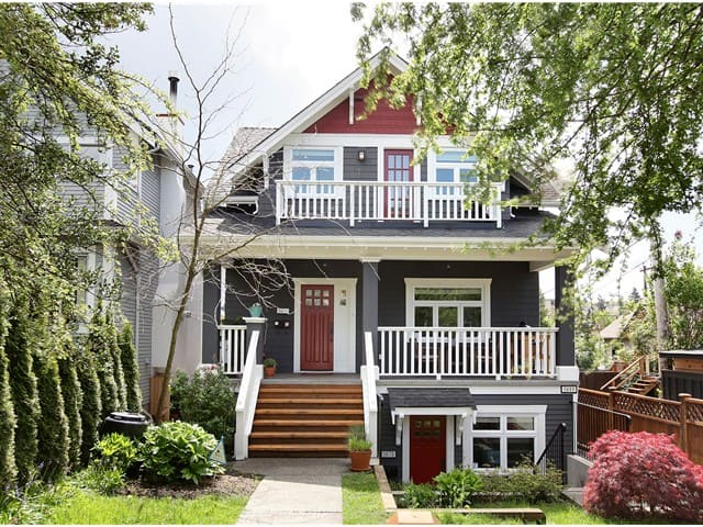 Vancouver Home Donated To City For Affordable Housing, Community Services