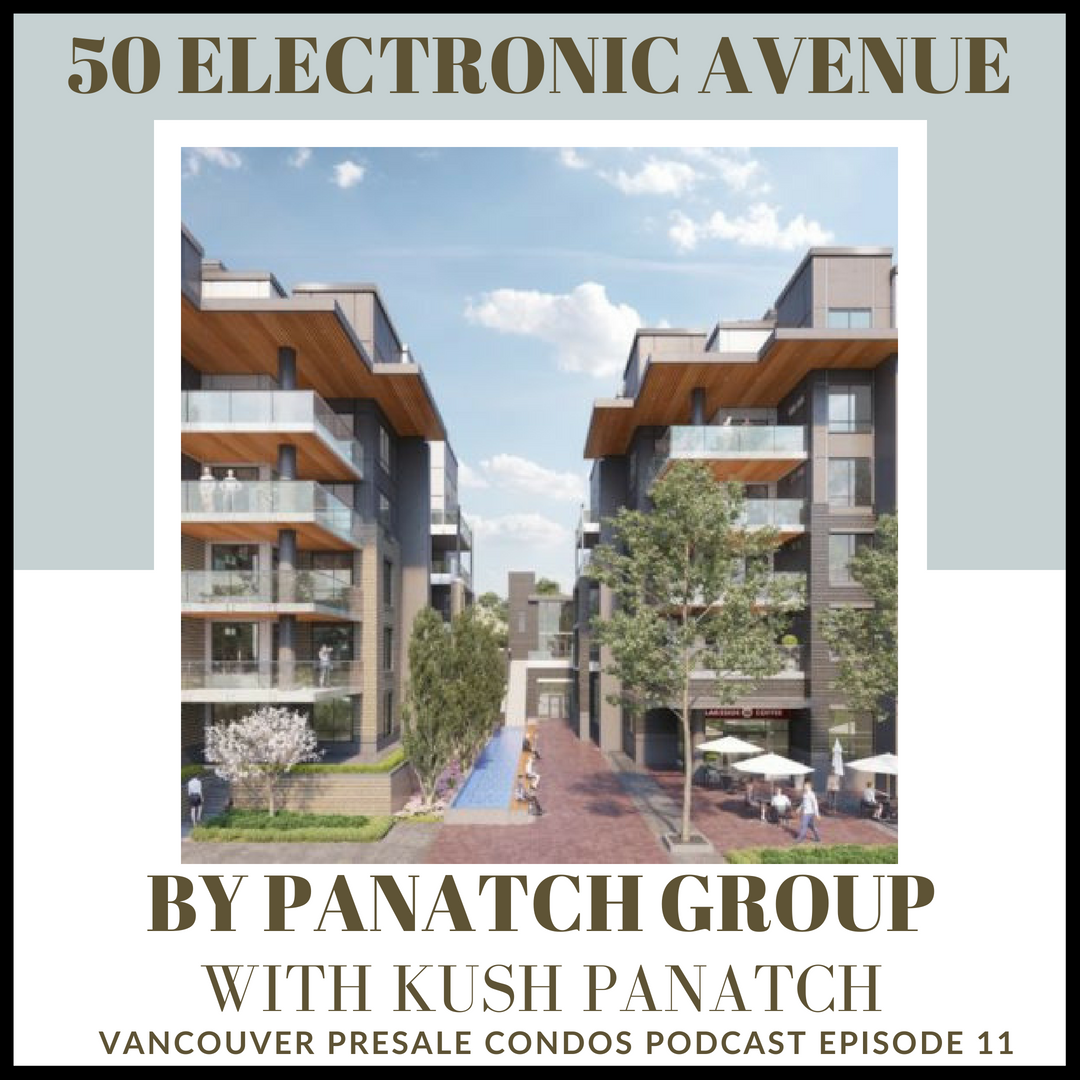 50 Electronic Avenue by Panatch Group with Kush Panatch