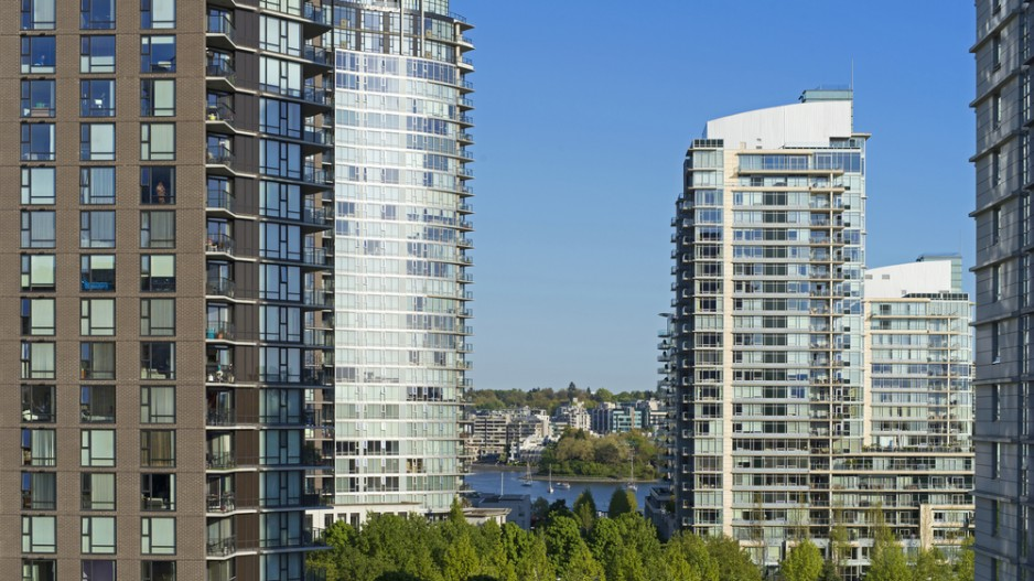 Vancouver Apartment Rent Growth Flat Over Past Year: