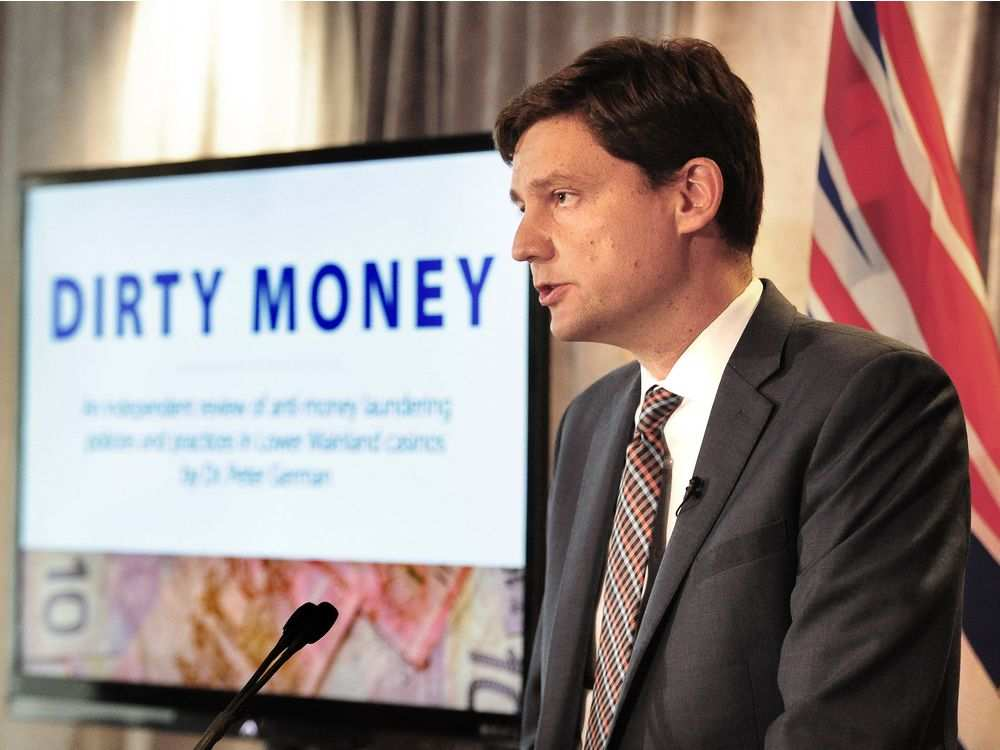 B.C. Launches New Money Laundering Review In Real Estate Sector