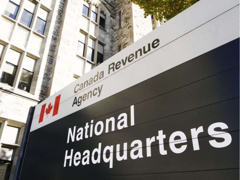 The-headquarters-of-the-canada-revenue-agency-is-photographe