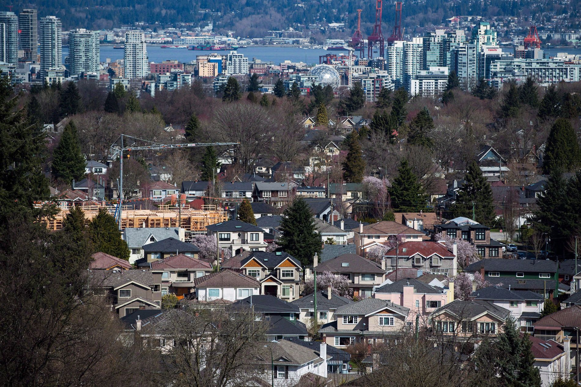 Greater Vancouver Condominiums See Significant Price Appreciation In Third Quarter
