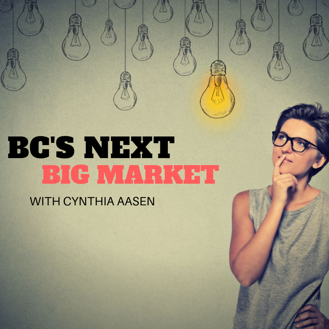 BC's Next Big Market with Cynthia Aasen