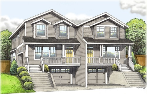 Vancouver Opens The Door To Duplexes