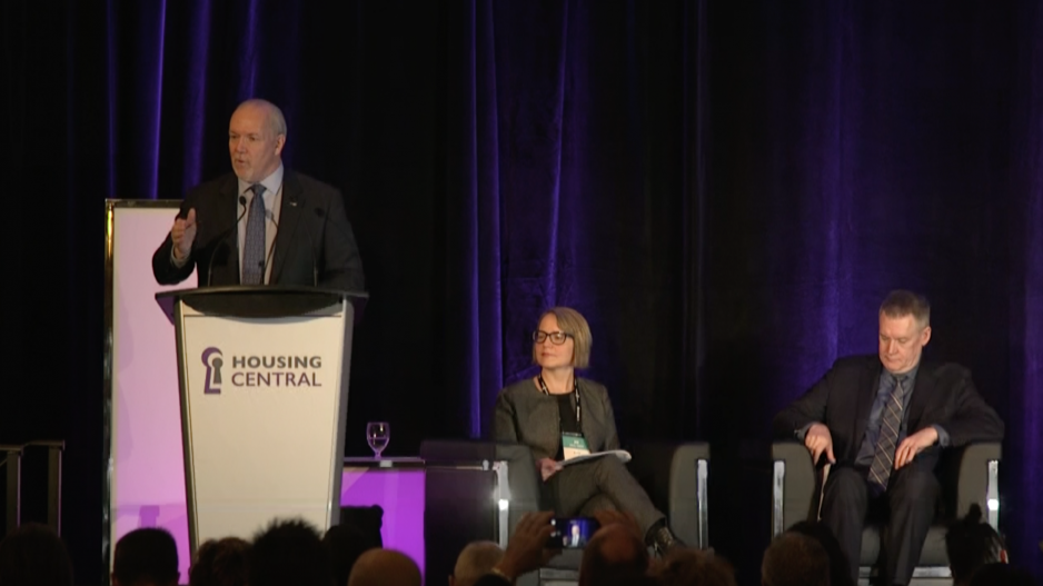 Premier Horgan Pleased With Provincial Housing Headway