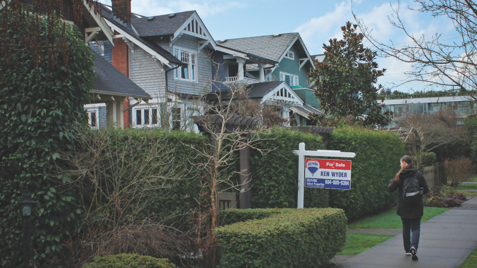 Vancouver Home Prices Climb 2.3% As B.C. Prices Make Their Descent