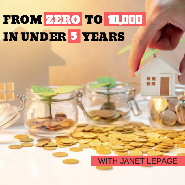 From ZERO to 10,000 Properties in Under 5 Years -with Janet LePage