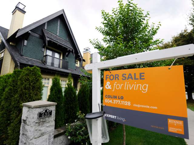 In Canada's Housing Slowdown, Vancouver Proves To Be The Weakest Link