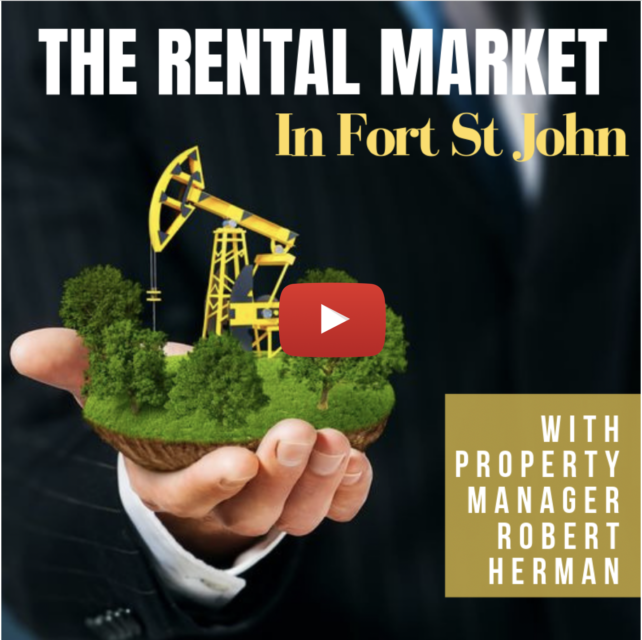 rental market fort st john