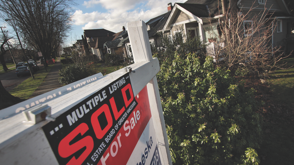 Cooling Real Estate Market To Hamper B.C. Economy Next Two Years, Says Think Tank