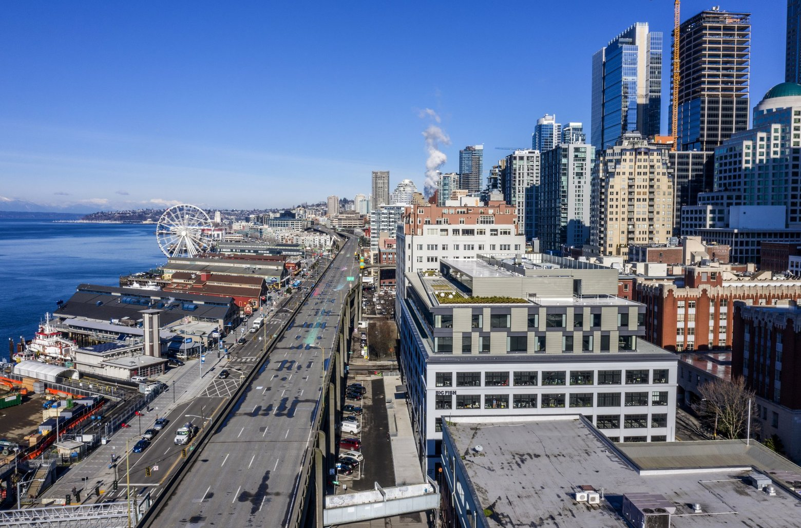 Viaduct Gold Rush: Big Money Flows Into Area Around Doomed Seattle Highway