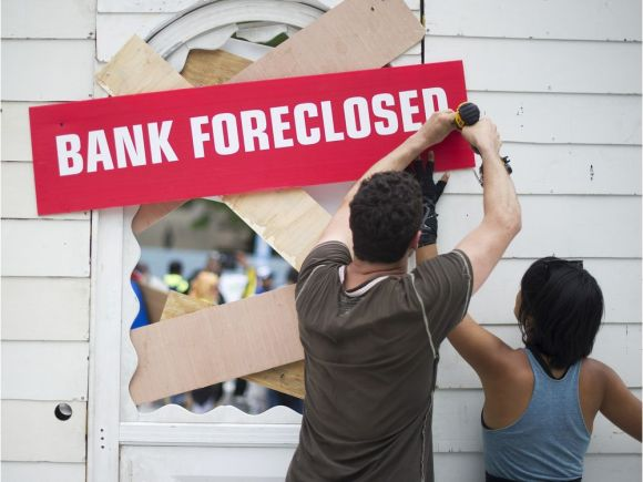 Residential Real Estate Foreclosures In Metro And Fraser Valley Rising