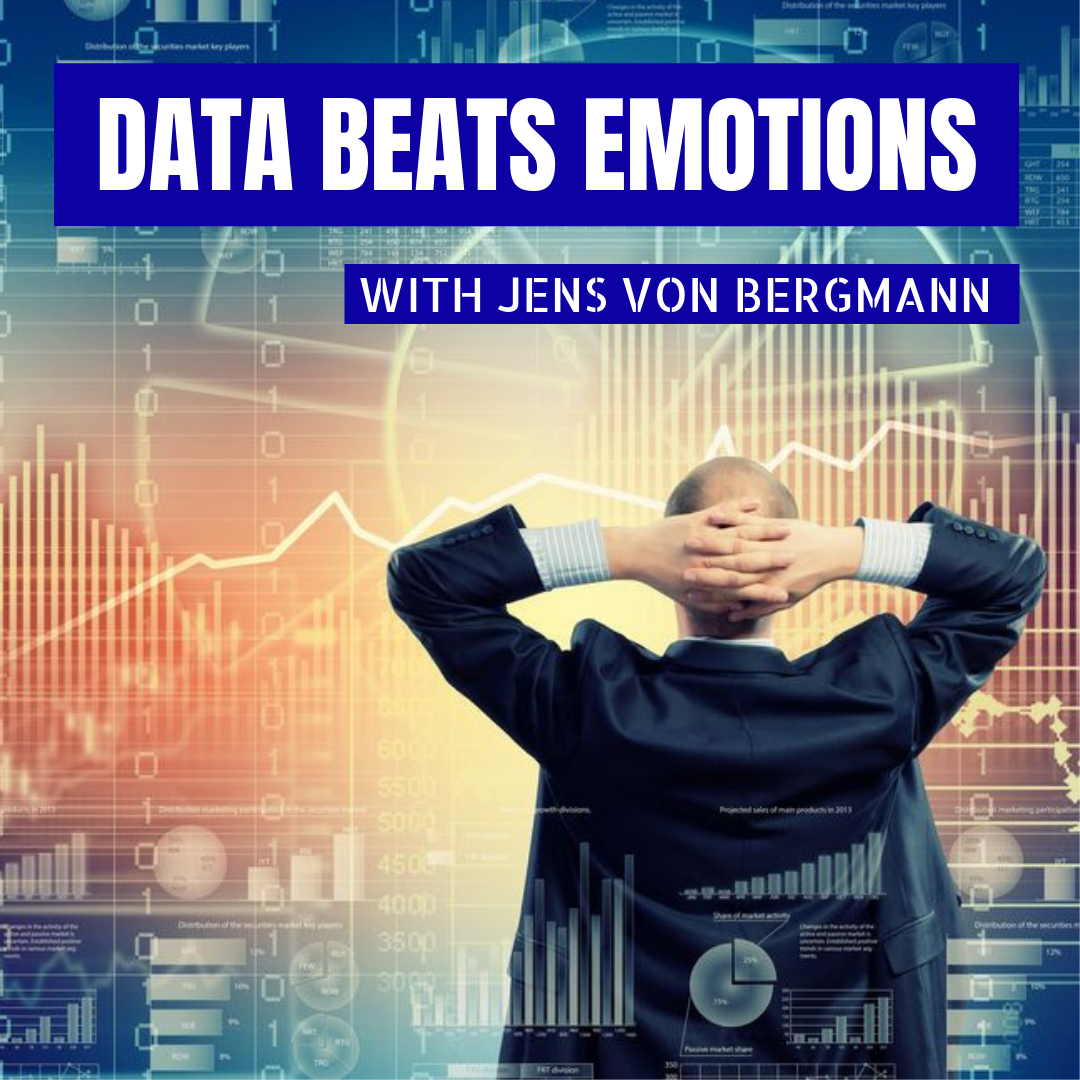 Data Beats Emotions With Jens Von Bergmann