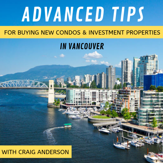 Vancouver Real Estate Podcast Episode 179