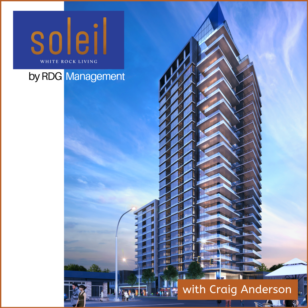 Soleil in White Rock by RDG Management