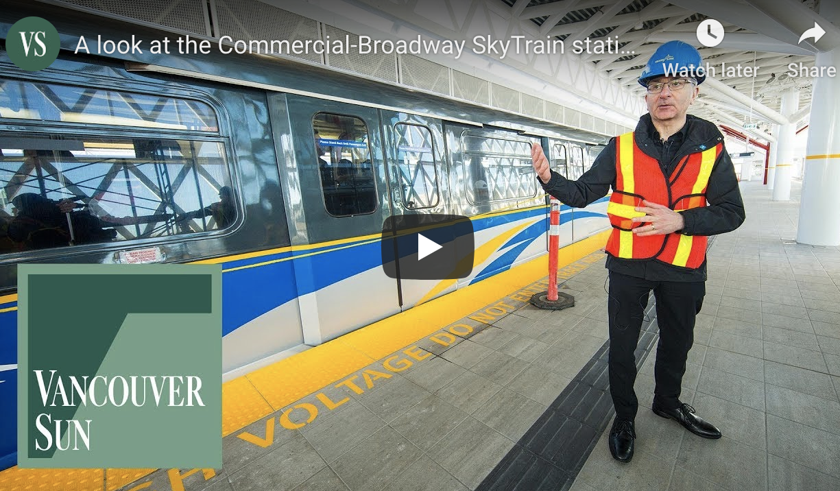 Proposed New Stations Video Vancouver