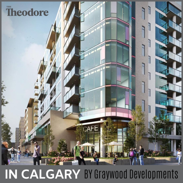 The Theodore in Calgary Building photo