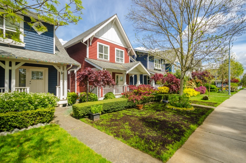 Vancouver-detached-house-home-real-estate Photo