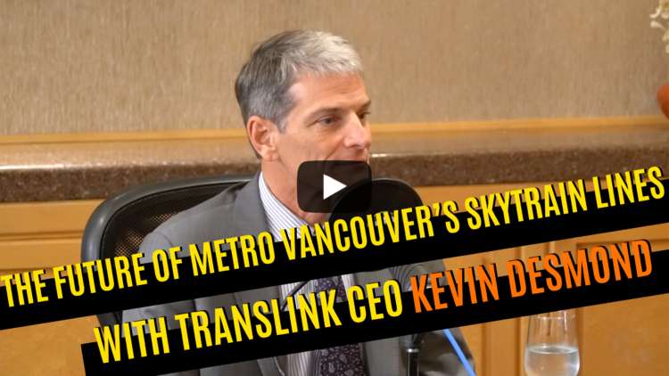 Youtube Interview with Translink CEO Kevin Desmond title card