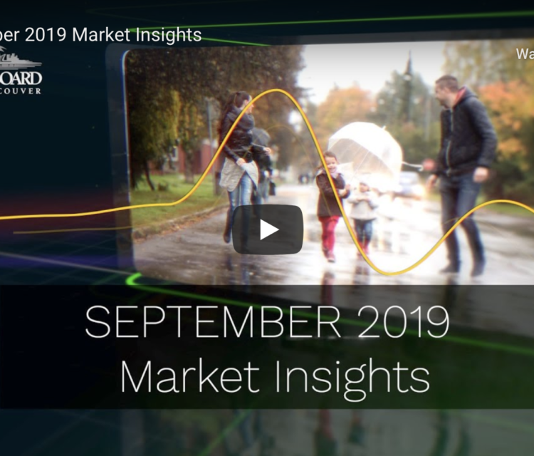 Sept 2019 Market Insights with Ashley Smith video on YouTube