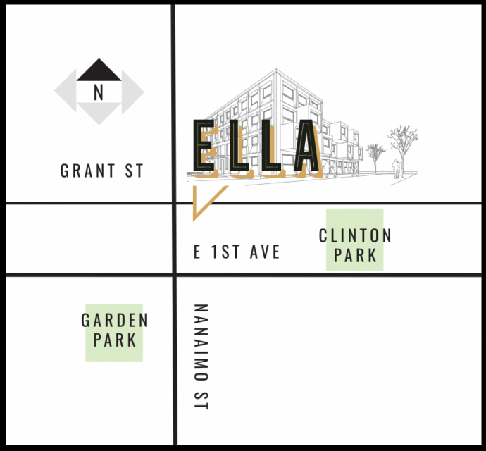 Ella on Grant title card