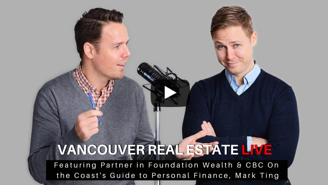 Vancouver Real Estate Live Title Card