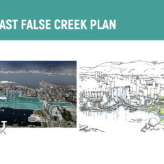 NE False Creek Plan Photo