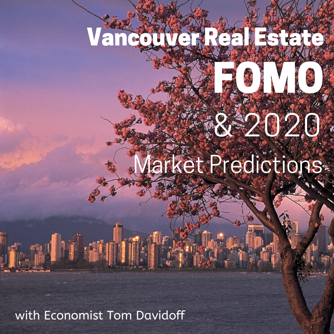 Vancouver real estate podcast episode #208 title card