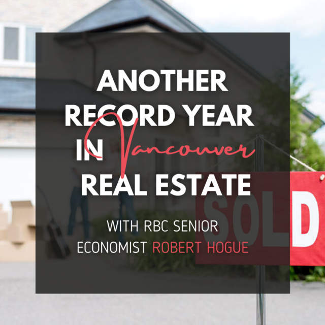 Vancouver Real Estate Podcast episode 261 title card